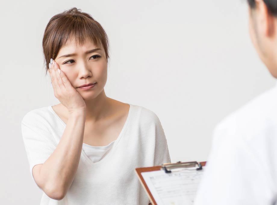みなさんがイメージすると思われる歯の治療とその進め方