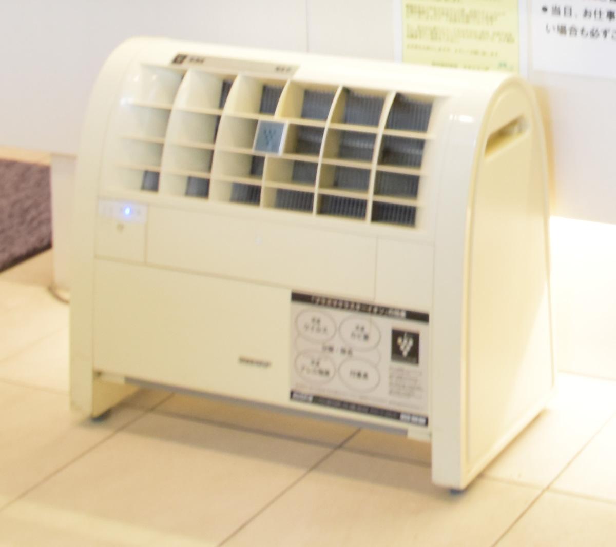 プラズマクラスターイオン発生機