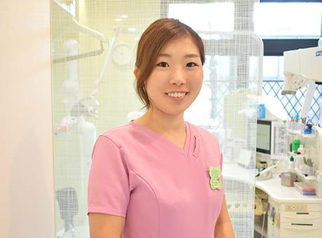 田村歯科医院 歯科衛生士 増子