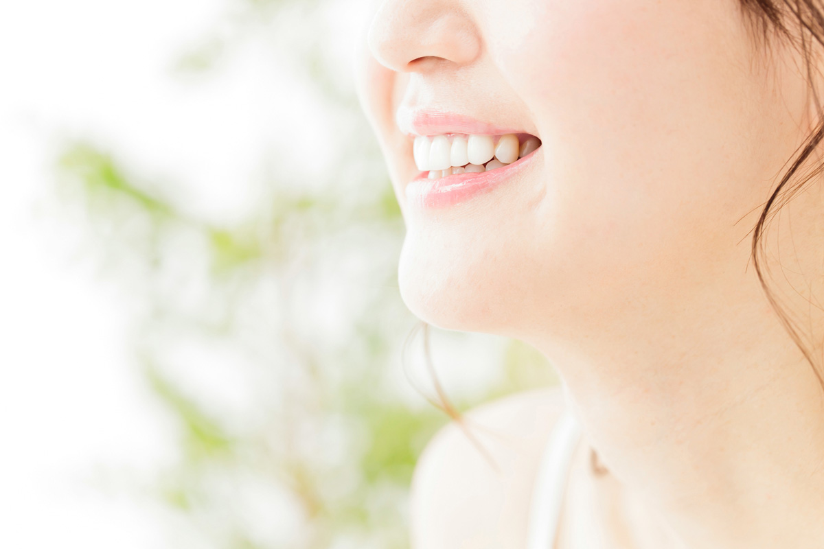 きれいな歯を長持ちさせたい